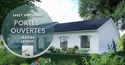 portes ouvertes maison Issoire
