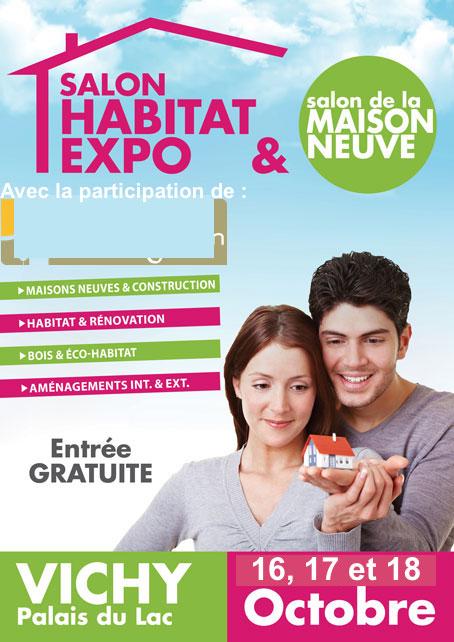 salon habitat expo à Vichy