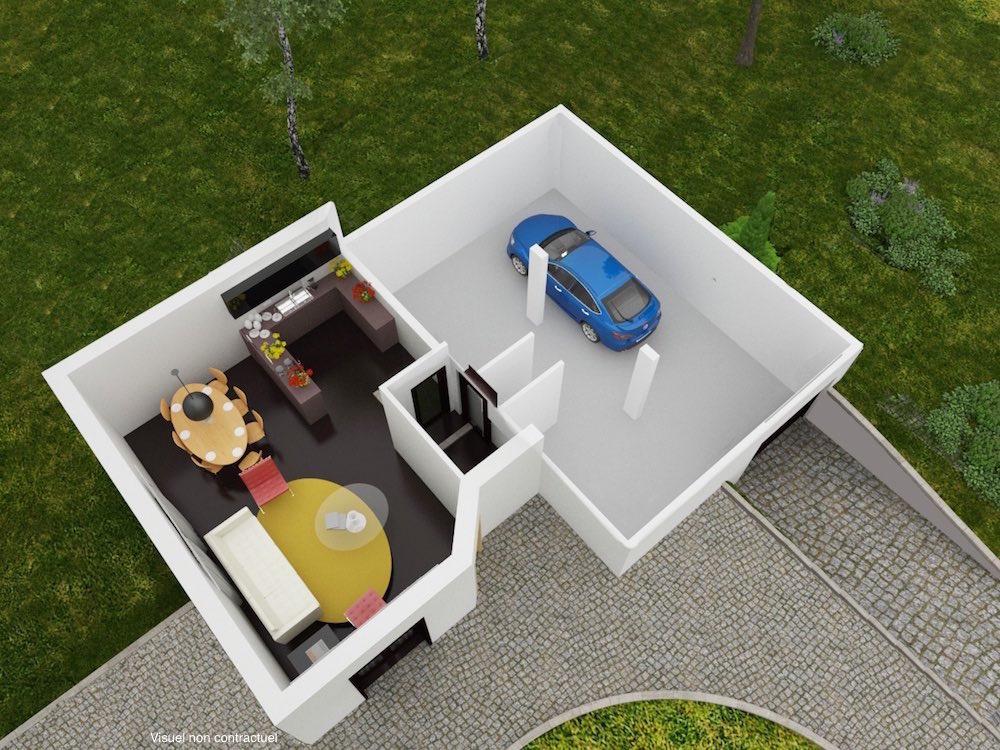 plan 3D solara