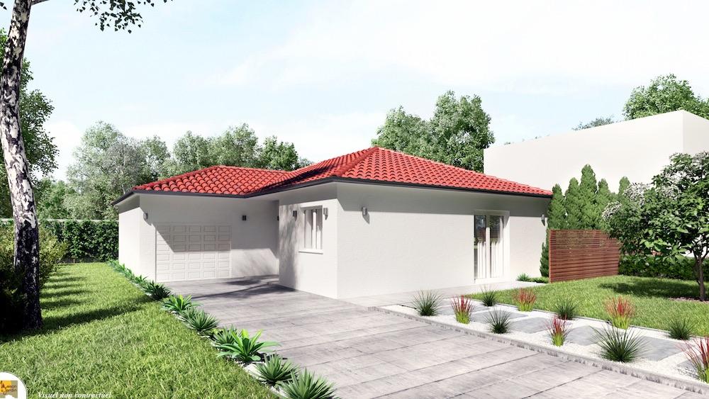 modele de maison lucia - Modele De Maison En L