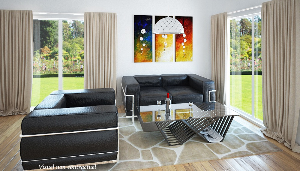 Solara living room