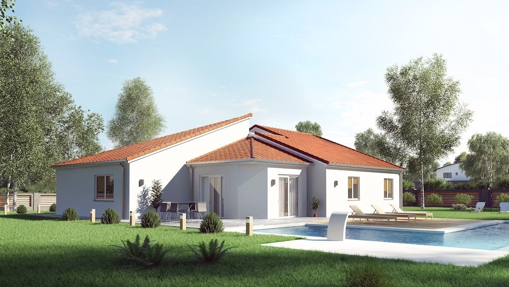 Maison Moderne Atria Plan Maison Gratuit Maisons Clair Logis