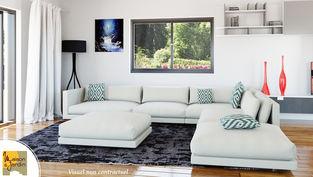 Maison et Jardin  Focus  85 Living room