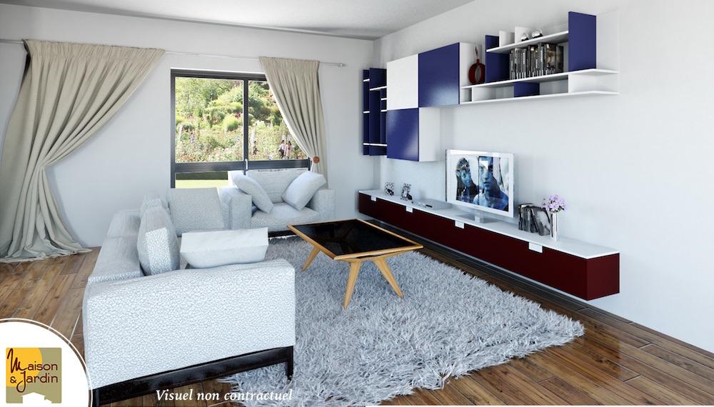 Maison et Jardin  Focus  91 Livingroom