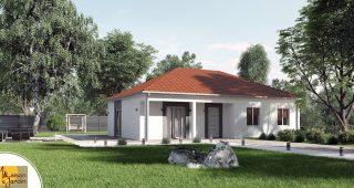 Modele maison CLEA FRONT