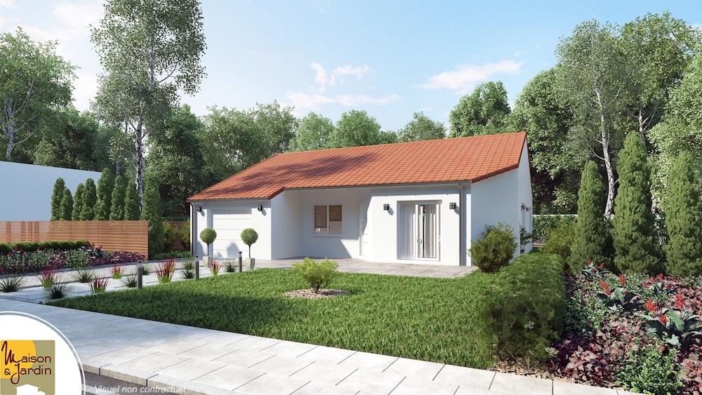 Modele maison VALERIA FRONT
