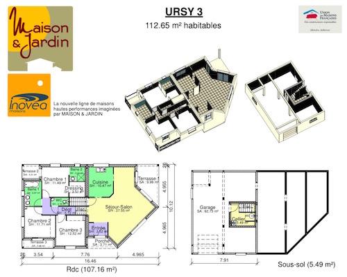 plan maison ursy 3