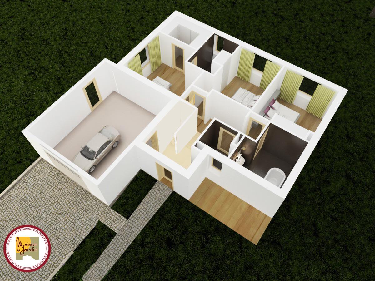 cali3-1 plan 3D