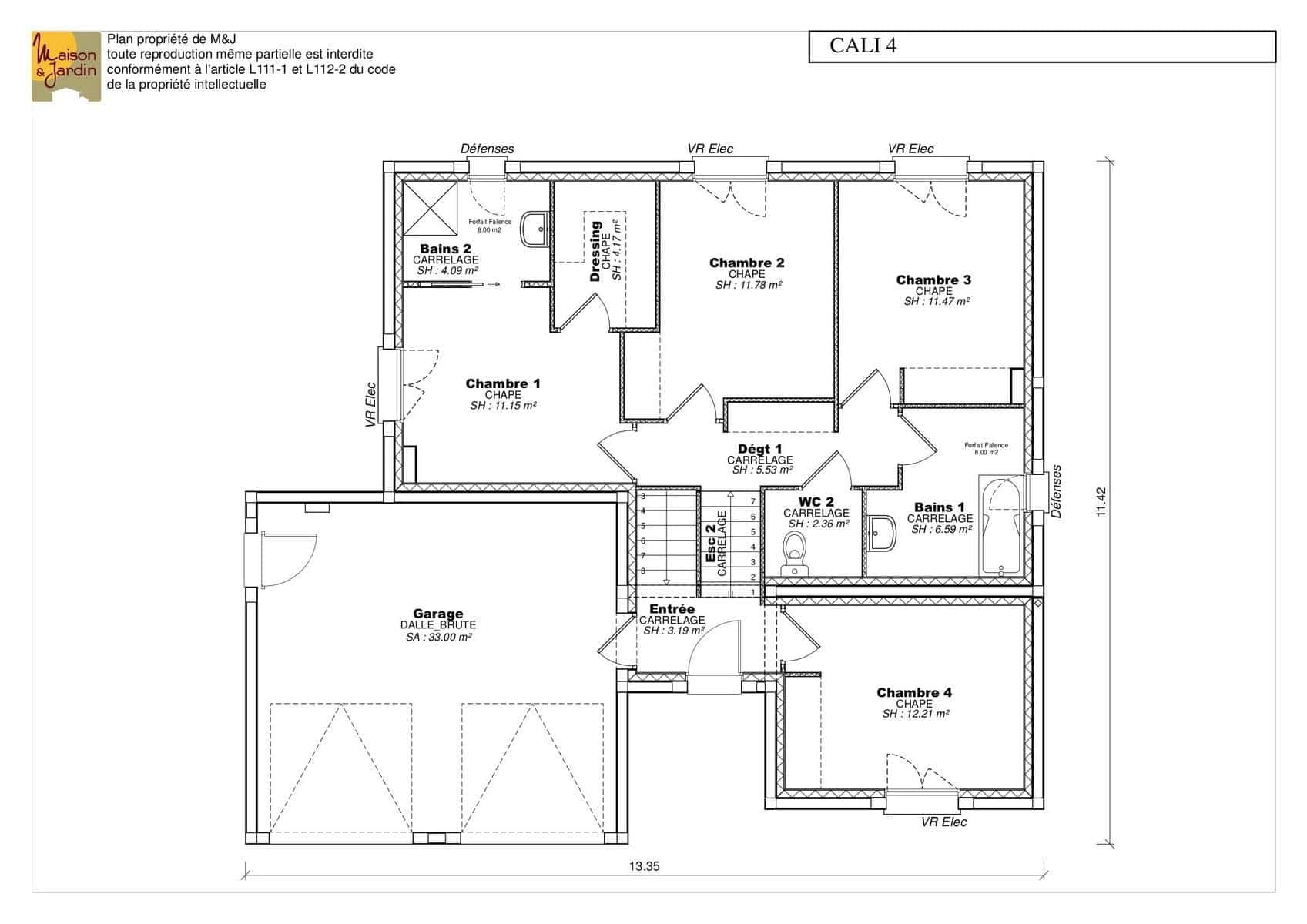 Cali Maison Contemporaine A 2 Niveaux Avec Une Terrasse Couverte