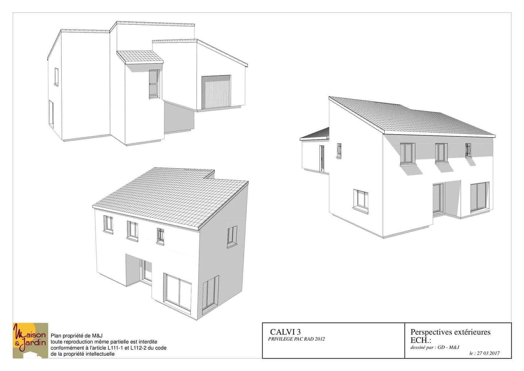 plan maison calvi118perspective
