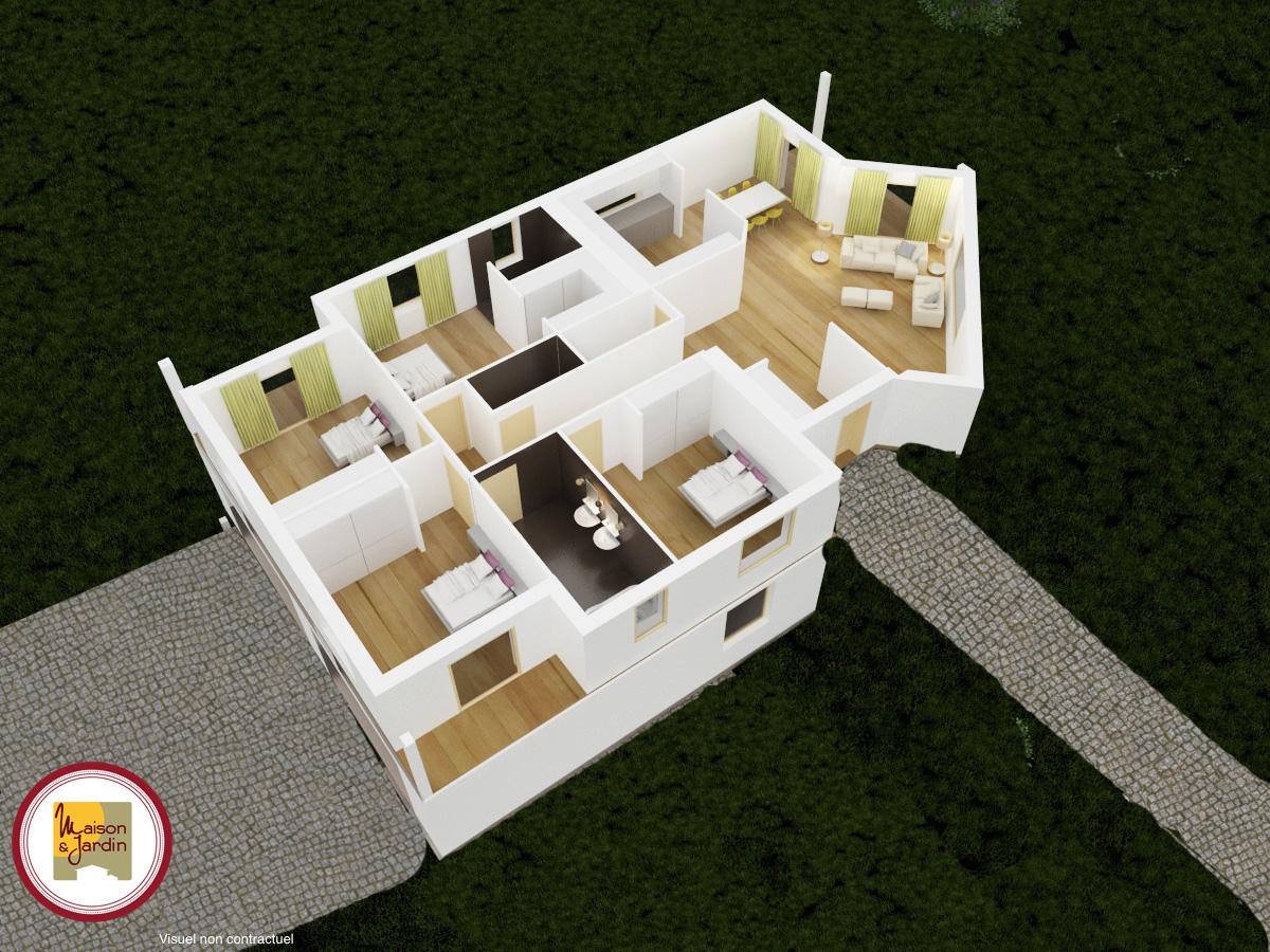 ursy4-2 plan 3D