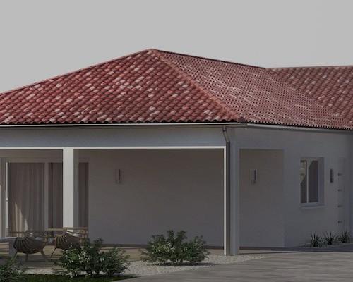 Maison et jardin constructeur de maison en auvergne for Constructeur maison individuelle puy de dome
