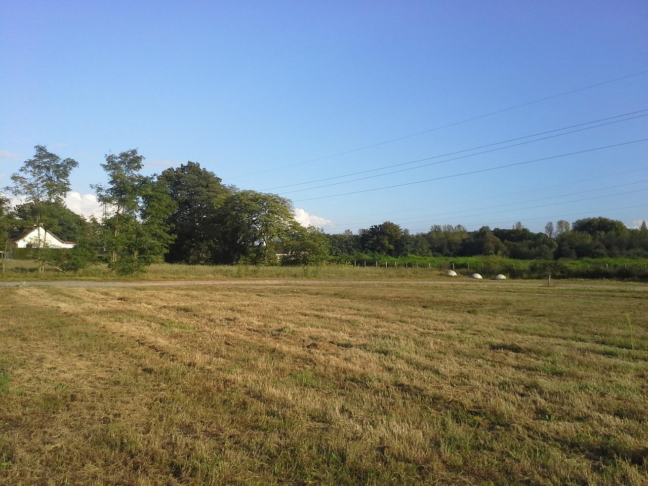 Terrain de 910 m digoin 71 for Financement pour terrain