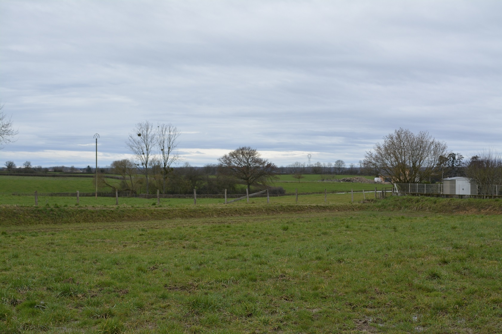 Terrain de 1239 m g nelard 71 for Financement pour terrain