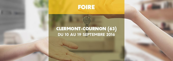 Foire internationale clermont cournon for Foire internationale de clermont cournon