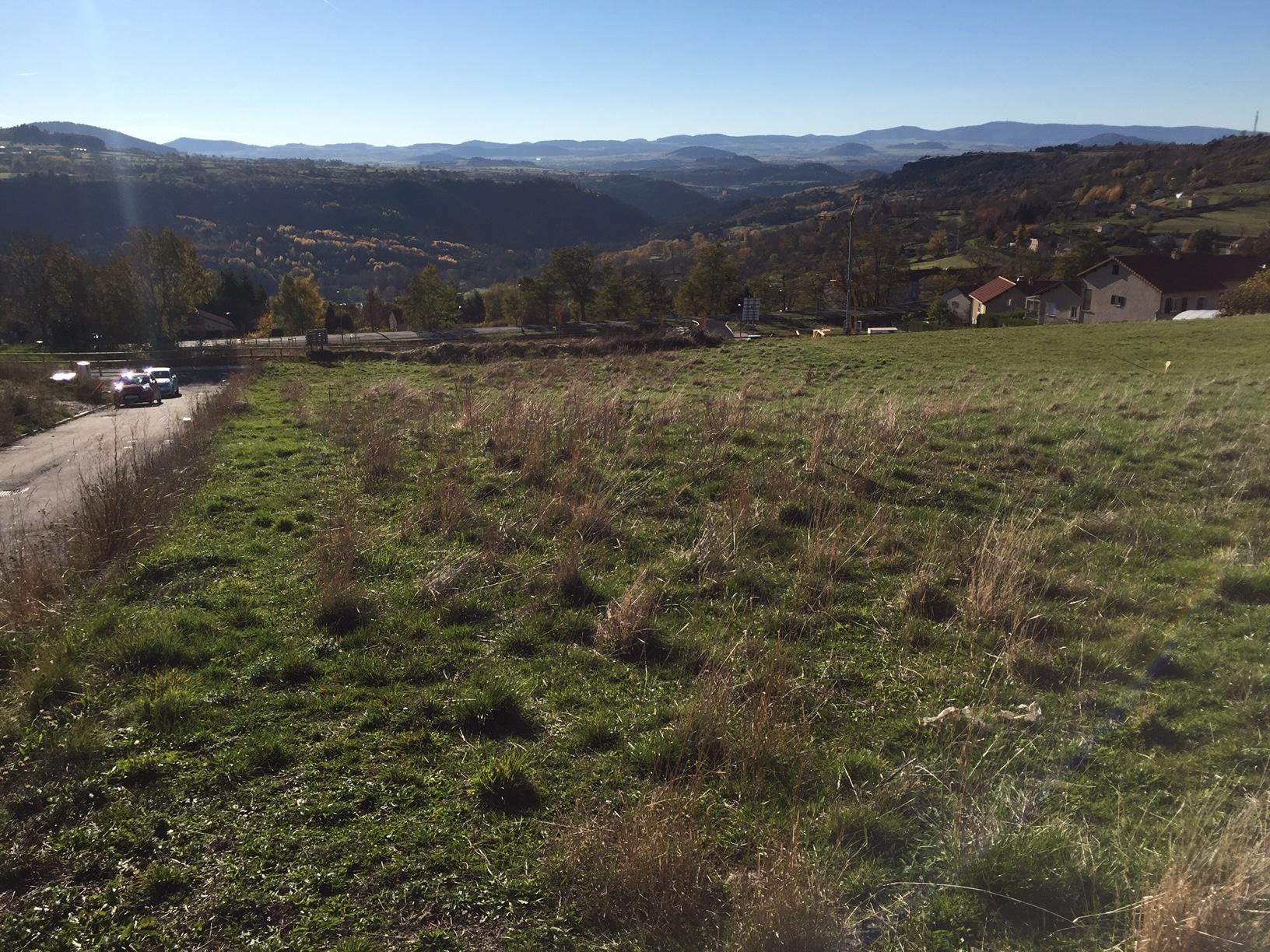 Terrain de 919 m le monastier sur gazeille 43 for Financement pour terrain