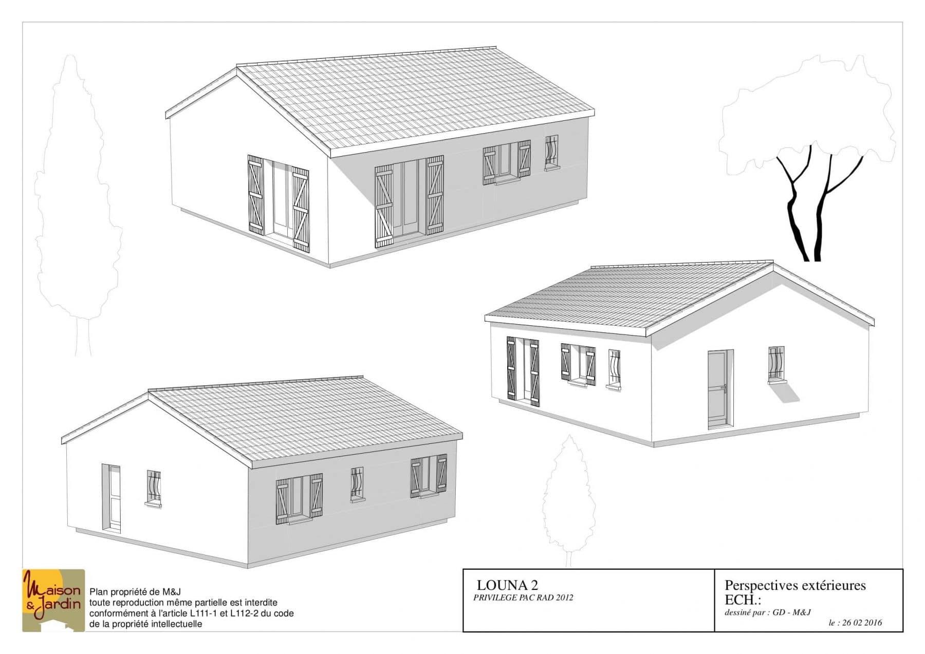 plan maison louna79perspective