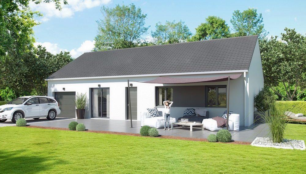 Maison et Jardin Modele low cost Focus_91 2018
